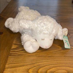 Super soft baby lamb